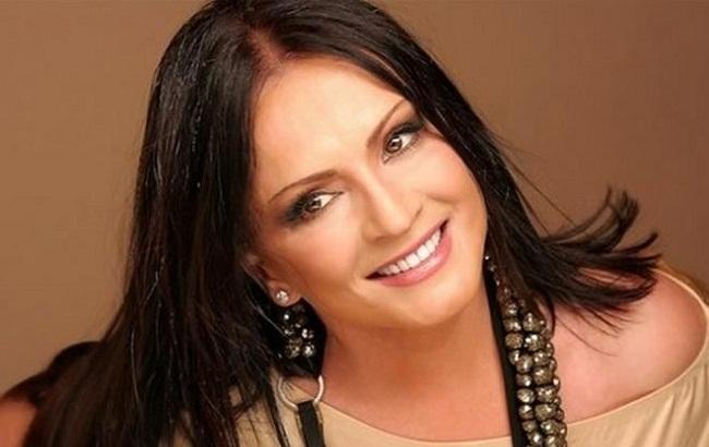 София Ротару упала во время съемок новогоднего шоу