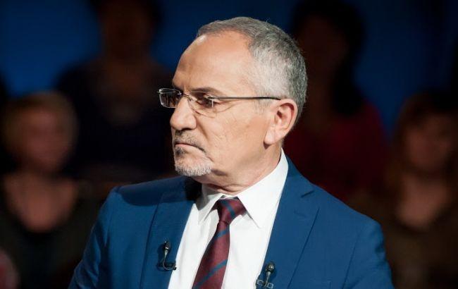 ВКиеве поведали овозможности Савика Шустера вернуть разрешение наработу