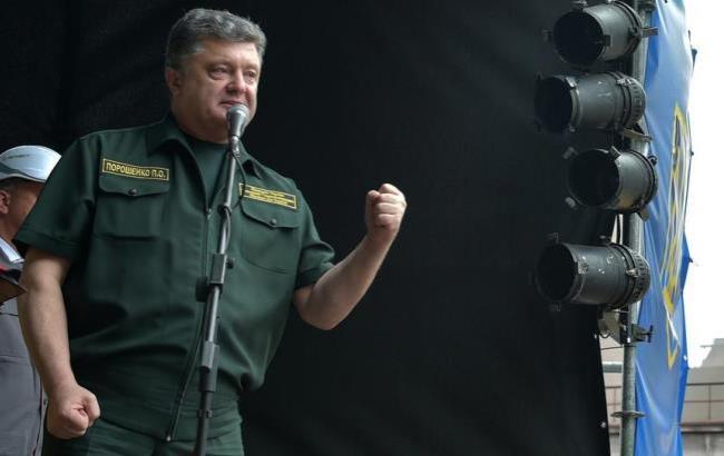 Порошенко просит украинцев неездить вКрым