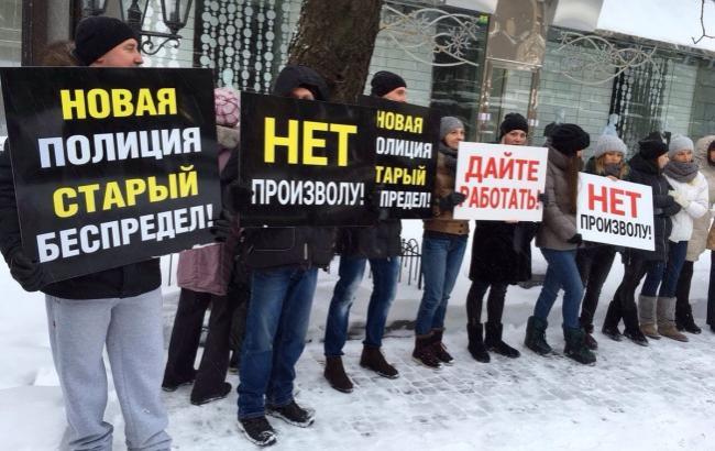 Магазины одежды торговой марки Symbol подверглись рейдерской атаке при участии Нацполиции Украины — адвокат