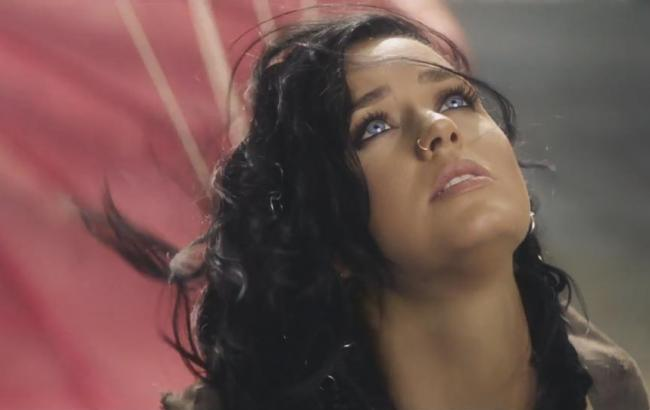 Кэти Перри представила клип «Rise»