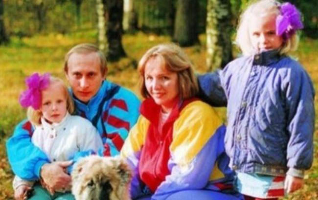 Внешняя агентура раскрыла тайны дочерей В. Путина