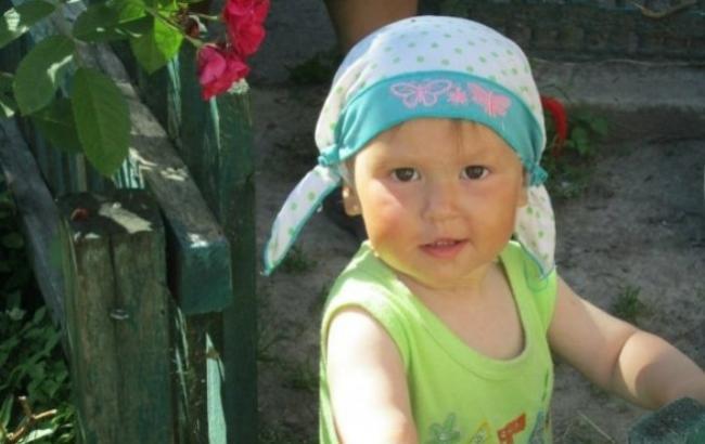 Четырехлетняя девочка погибла вДТП вВинницкой области