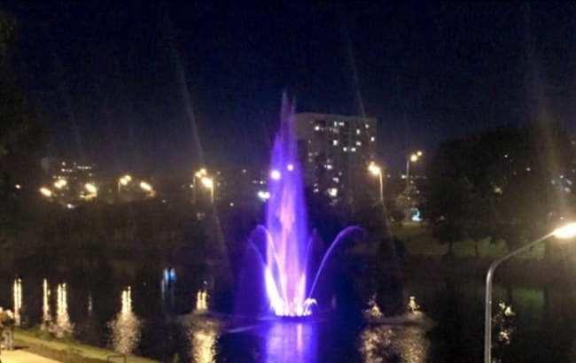 НаДень города встолице откроют наибольший фонтан Киева