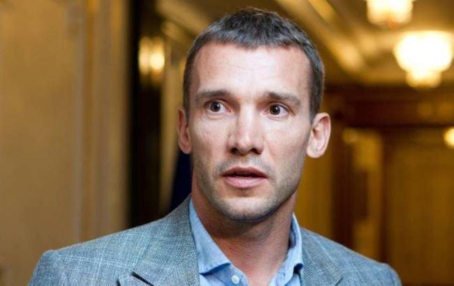 Андрей Шевченко станет тренером сборной Украины