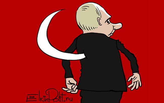 Отношения между Россией и Турцией испорчены надолго, - Пушков - Цензор.НЕТ 4947