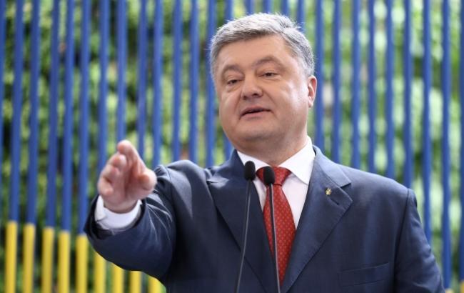 Будет трудно поднять флаг государства Украины над городами Донбасса— Порошенко