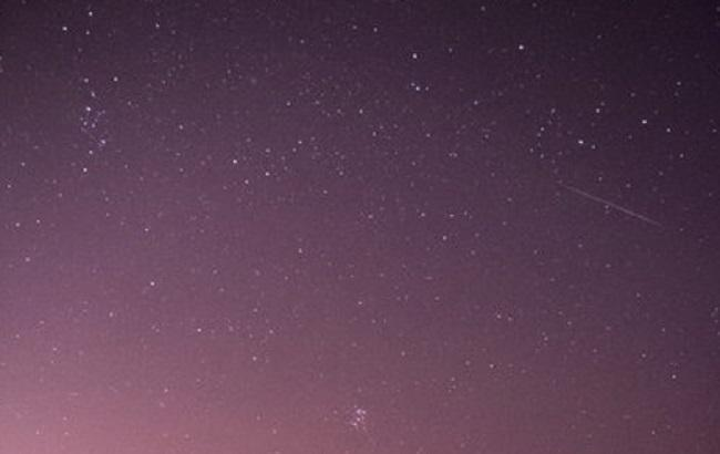 Одесский фотограф запечатлел редкостный звездопад