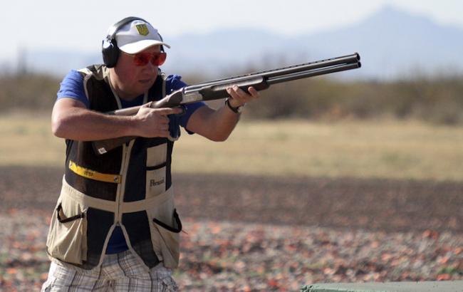 Украинский стрелок Николай Мильчев вышел вполуфинал Олимпиады