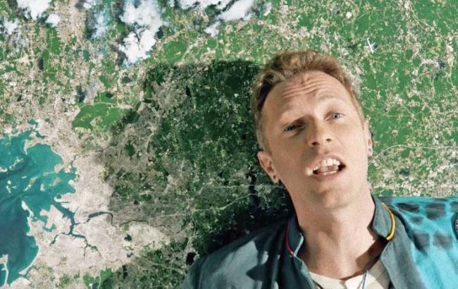 Украинцы получили премию MTV заклип Up & Upгруппы Coldplay