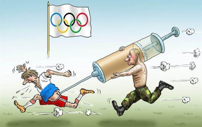 Российские чиновники признали существование системы допинга в РФ, - The New York Times - Цензор.НЕТ 3651