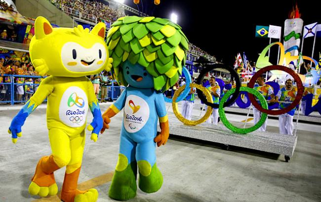 МОК запретил делать «гифки» изтрансляции Олимпиады вРио-де-Жанейро