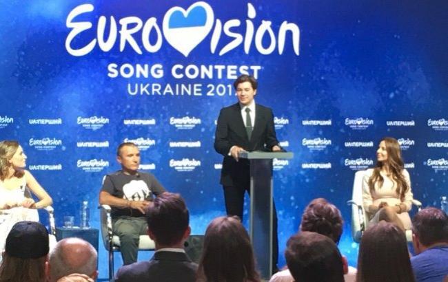 Город, вкотором пройдет «Евровидение 2017», назовут до24августа— Замглавы НТКУ