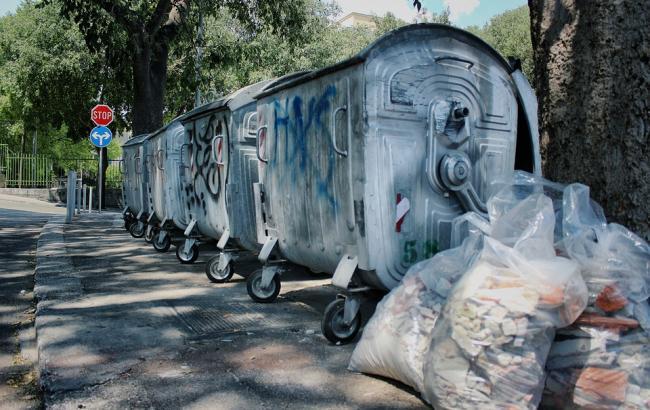 ВКиеве заработала «горячая линия» для жалоб оневывезенном мусоре