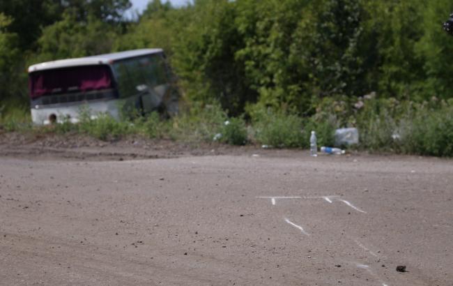Автобус «Москва-Горловка» попал вДТП, есть пострадавшие: появились фото