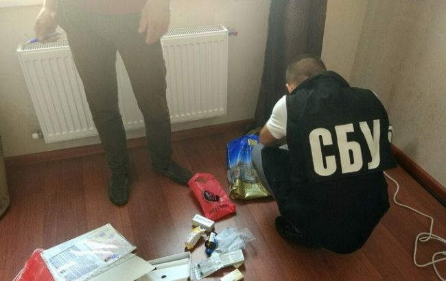 ВКиеве схвачен агитатор создания «Киевской народной республики»— СБУ