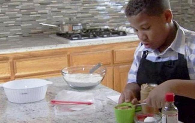 8-летний парень открыл пекарню, чтобы приобрести дом собственной матери