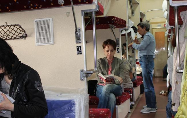 Омелян: «Укрзализныця» должна запретить вагоны без кондиционеров