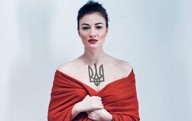 Анастасия Приходько удивила публику своим образом