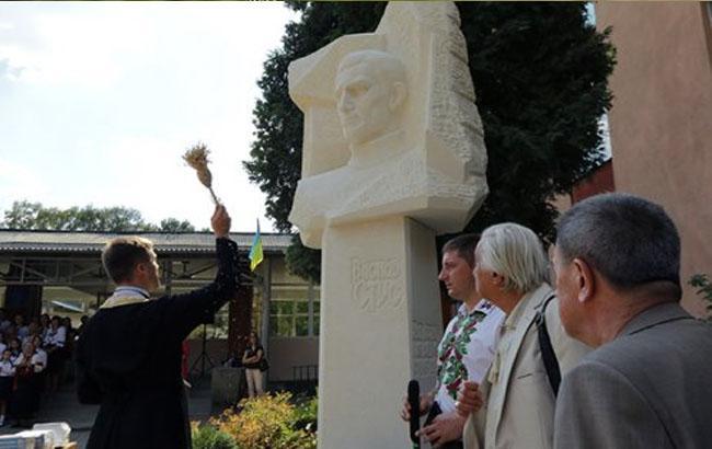 Монумент Василию Стусу установили воЛьвове