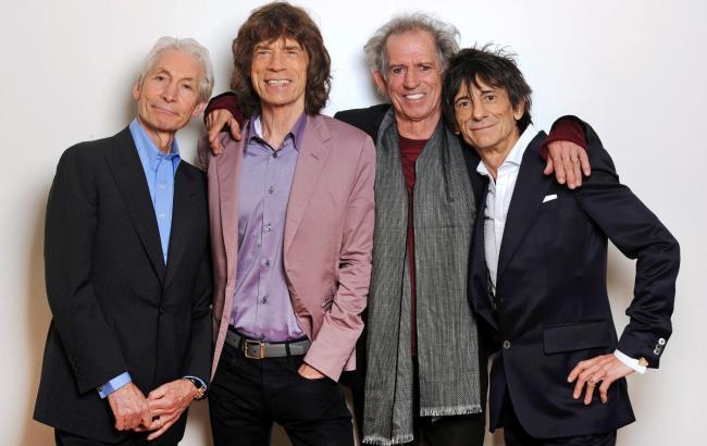 The Rolling Stones запишут 1-ый за10 лет альбом