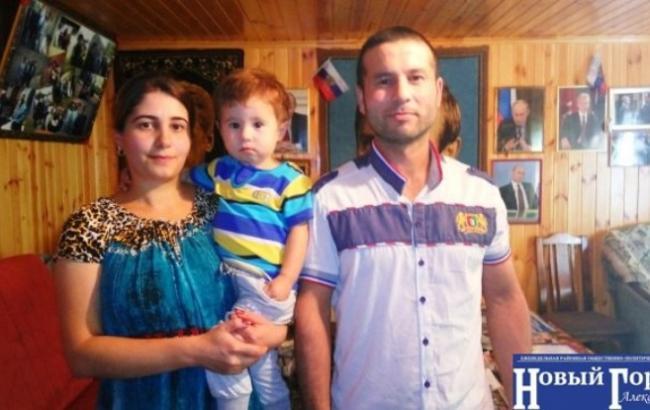 Таджикская семья изВладимира переименует сына в В.Путина