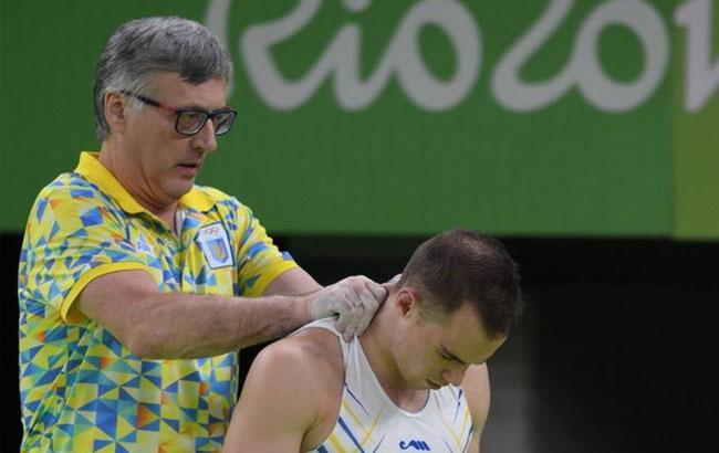 Украина установила антирекорд наОлимпиаде вРио